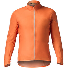 Mavic Cosmic H2O Jacke Herren red-orange